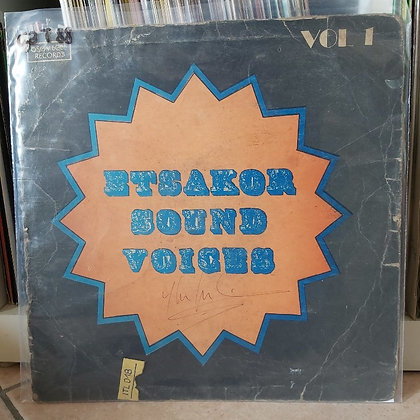 Etsakor Sound Voices – Vol. 1 [Ijebor Records – ITL 018]