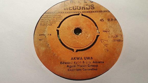 Edward Ayisi & His Amana Agadi Music Group - Ugbo Ndi Ue [Emelu Records]