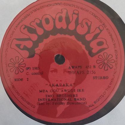 Imo Brothers Int. Band - Akaraka [Afrodisia]