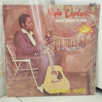Akaba Man & The Nigie Rokets – Nigie Explosion (With Emaba Rythm)