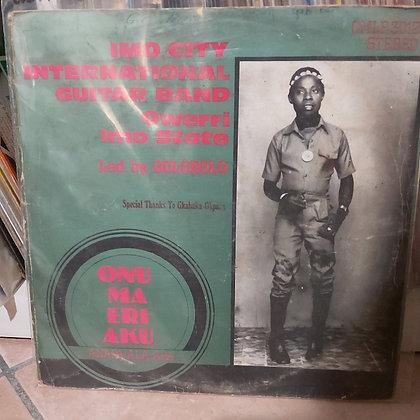 Imo City Guitar International Band – Vol. 1 Onu Ma Eri Aku Anapa-Ala-Apa