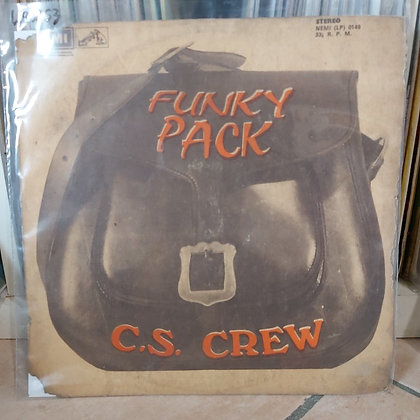 C.S. Crew – Funky Pack [EMI]
