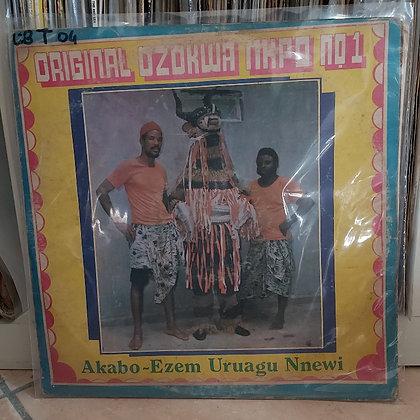 Original Ozokwa Nkpo N°1 - Akabo Ezem [Coconut]