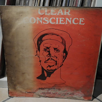 Prof. Johnson Adjan & His Opiri Group - Clear Conscience [Lide Limited]