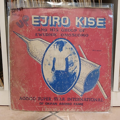 Up Ejiro Kise & His Group OfEwurhie Omosuomo [Felix Records]