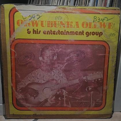 Okwubnka Olewe & His Entertainment Group [Melody] 1977