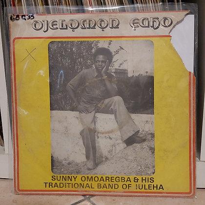 Sunny Omoaregba & His Traditional Band Of Iuleha – Ojelọmọh Ẹgho