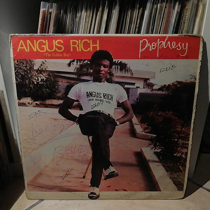 Angus Rich – Prophesy [Angus Rich Music Production]