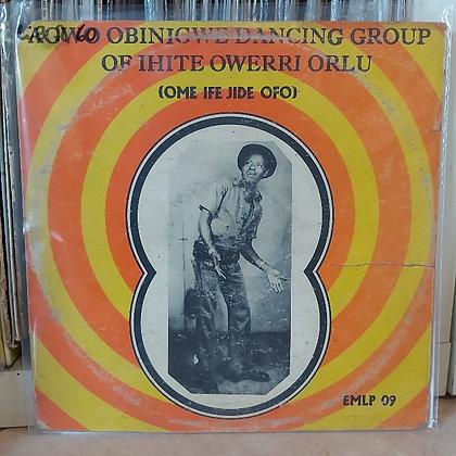 Agwo Obinigwe Dancing Group Of Ihite Owerri Orlu