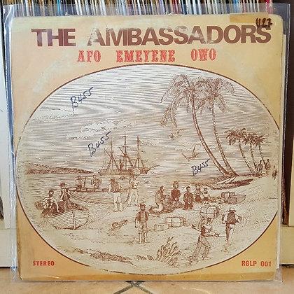 The Ambassadors - Afo Emeyene Owo [Rego Records]