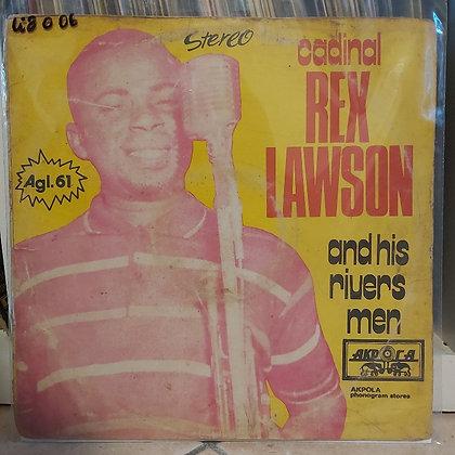Cardinal Rex Jim Lawson And His Rivers Men [Akpolla 002]