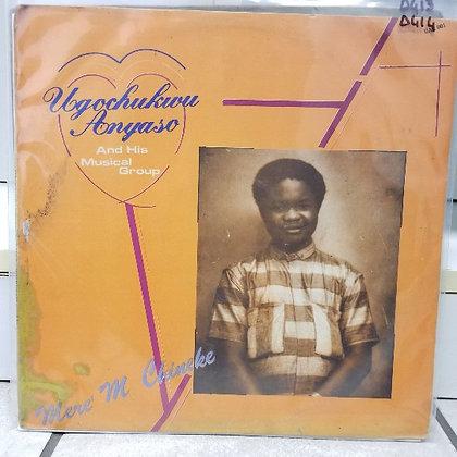 Ugochukwu Anyaso & His Musical Group [Coconut]