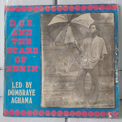 D.O.S. And The Stars Of Benin – Sugar Daddy [ Emperor Records – ELP 07]