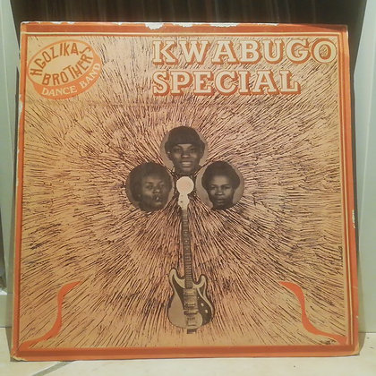 Ngozika Brothers Dance Band – Kwabugo Special [Homzy]
