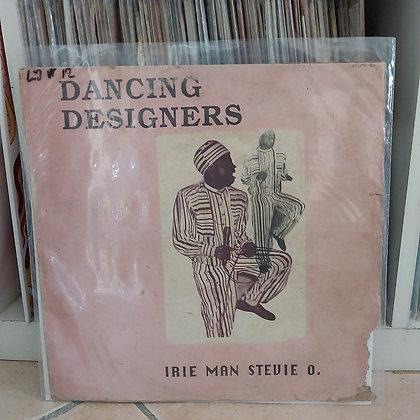 Irie Man Stevie O. – Dancing Designers [Recordisc]