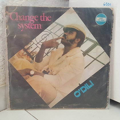 O'Dili – Change The System [Don't Stop Music – DNLPS 006]