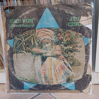 Julie Coker – Ere Yon (Sweet Songs) [EMI]