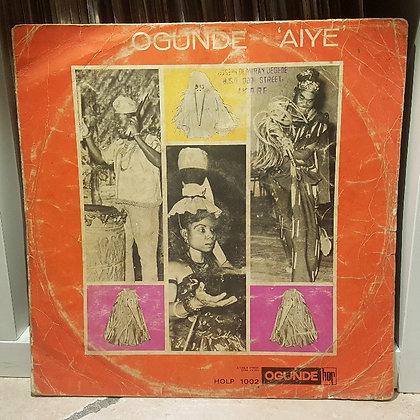Hubert Ogunde & His Studio Band – Aiye [Ogunde]