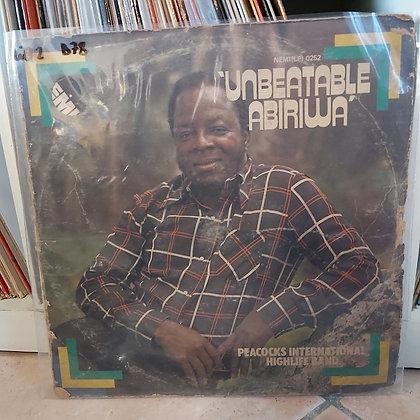 Peacocks International Highlife Band – Unbeatable Abiriwa [EMI]