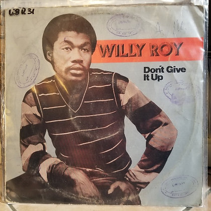 Willy Roy – Don't Give It Up [Alpha]
