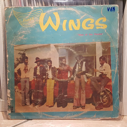 Super Wings – Men Of The People [Clover Sound – CXL 2004]