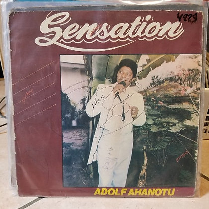 Adolf Ahanotu – Sensation [Mirabel Records – MIRLP 002]