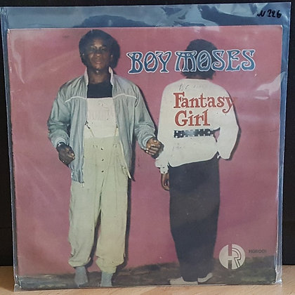Boy Moses – Fantasy Girl [Higgins Music – HGR 001]