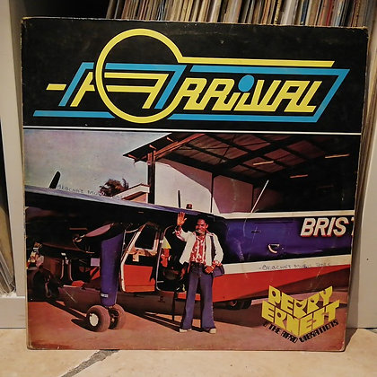 Perry Ernest & The Afro Vibrations – Arrival [Polydor] 1977