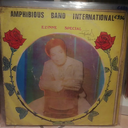 Amphibious Band International - Ezinne Special [The Records Production]