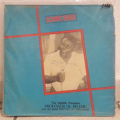 Professor I. K. Belemu & His River Brothers Band Of Torugbene [Okol