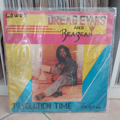 Dread Evans & Reazean - Revolution Time [Ital]
