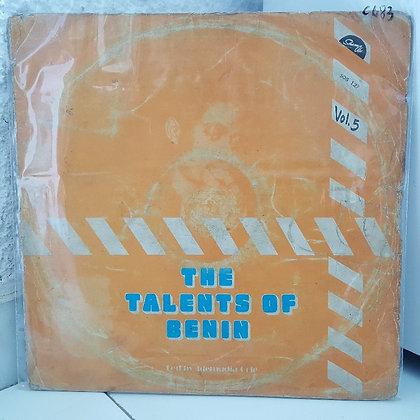 The Talents Of Benin – Vol. 5 [Shanu Olu]