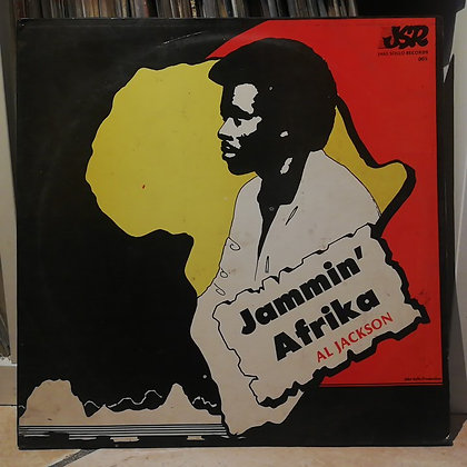 Al Jackson – Jammin' Afrika [Jake Sollo Records (JSR) – JSR 005]