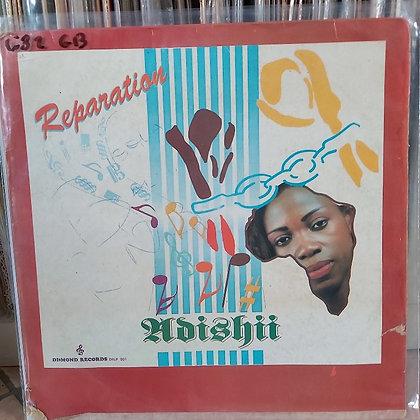 Adishii – Reparation [Diamond Records – DRLP 001]