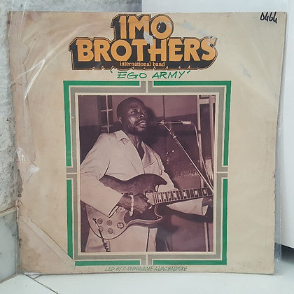 Imo Brothers International Band ‎– Ego Army [Afrodisia]