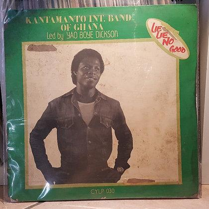 Kantamanto Inter. Band Of Ghana – Lie Lie No Good [Onyeoma C.Y. Records]
