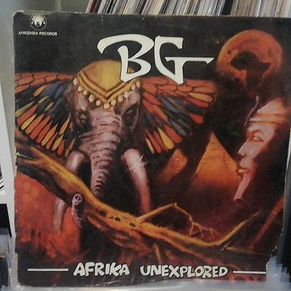 BG - Afrika Unexplored [Black Spot]