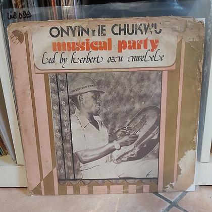 Onyinyie Chukwu Musical Party [EMI]