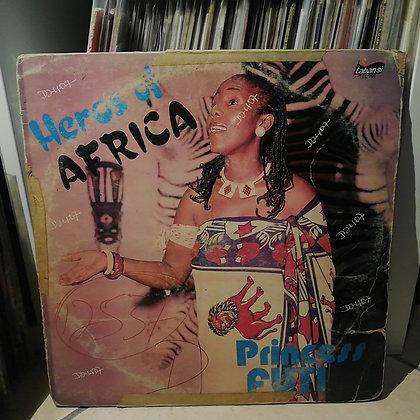 Princess Futi – Heros Of Africa [Taretone]