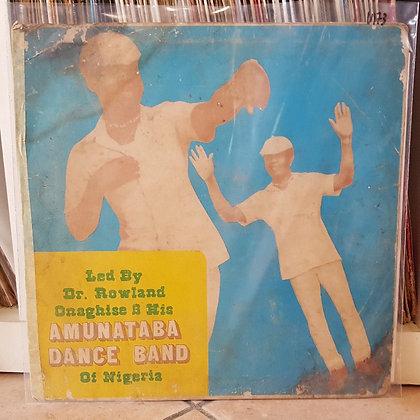 Amunataba Dance Band [Johaco Sound Records – AGU 3] 1982