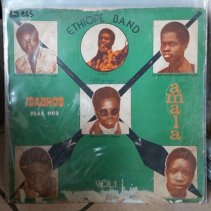 Ethiope Band - Amala Vol 1 [Isabros] RARE!