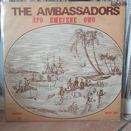 Ambassadors - Afo Emeyene Owo [Rego Records]