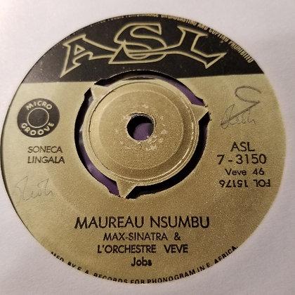 Max Sinatra & L'Orchestre Veve - Maureau Nsumbu / Vicky [ASL]