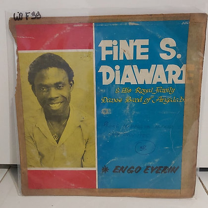 Fine S.Diawari & His Royal Family Dance Band Of Angalabiri [Julie]