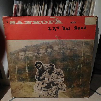 E. K's No.1 Band – Sankofa Volume 4 [RideAway]