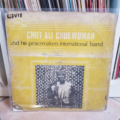 Chief Ali Chukwumah And His Peace Makers International Band