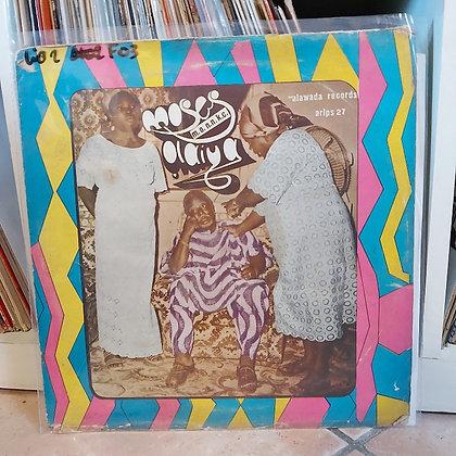 Moses Olaiya & His Alawada Group [Alawanda Records]