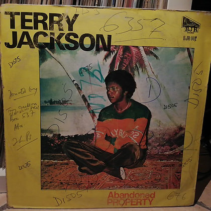 Terry Jackson – Abandoned Property [BJR]