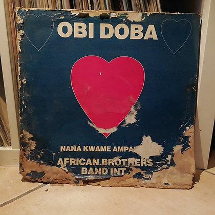 Nana Kwame Ampadu's African Brothers Band Int. Of Ghan – Obi Doba [Afribros]