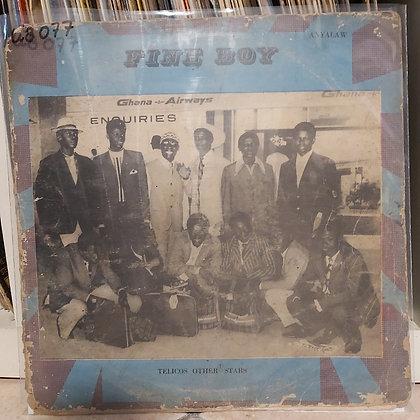 Telicos 7 Band Of Ghana – Fine Boy [Victoria]